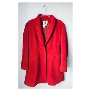 Lanvin Paris Vintage Long coat size 40